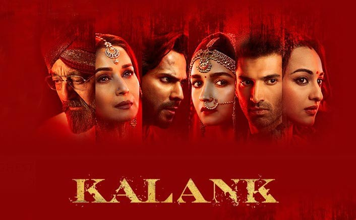 Kalank Teaser With 26 Million Views, It Becomes The Highest Viewed Teaser Within 24 Hours our voice, we r India