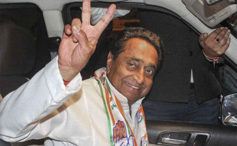 Kamal Nath Say's Congress Leaders Fought For India's Independence