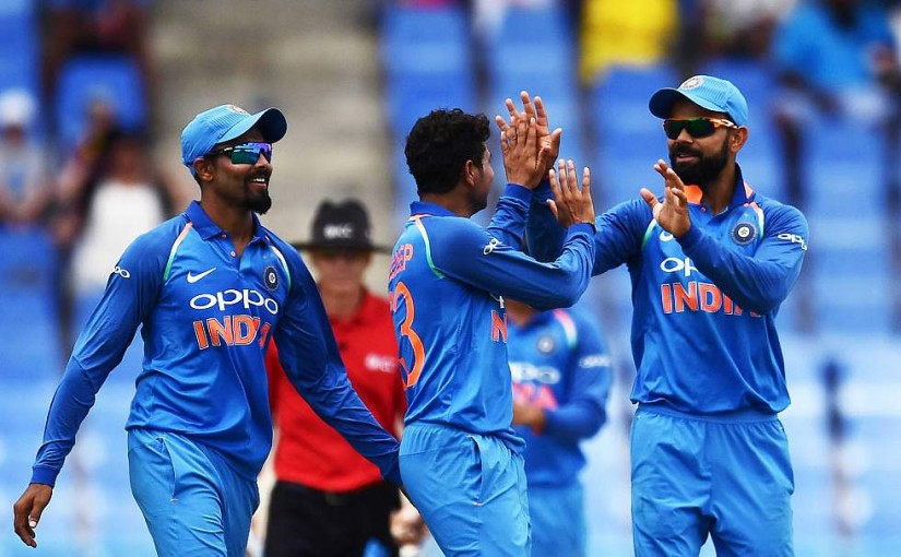 Kuldeep and Chahal, the two Indian wrist spinners, have troubled the best batsme our voice, werindia