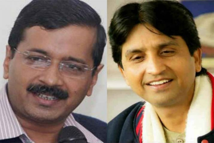 Kumar vishwas coment on aap party,ourvoice, werIndia