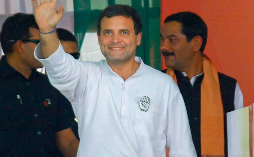 Lok sabha elections news Rahul Gandhi may contest from south india too besides amethi our voice, we r India