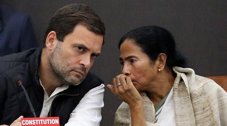 West Bengal CM Mamata Banerjee Calls Congress President Rahul Gandhi A Kid