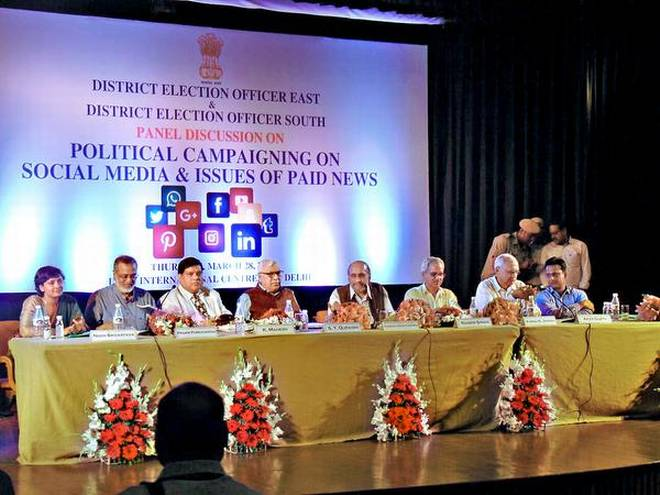 Misuse of social media for political gains to be curbed by a panel