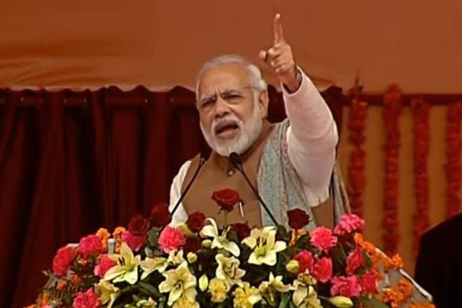 PM Modi in Meerut today