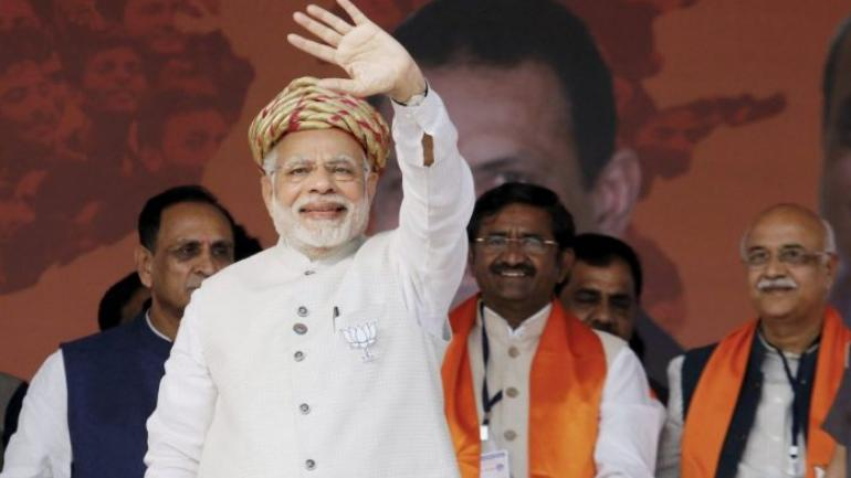 PM Modi to Kick-Start election campaign from Meerut today