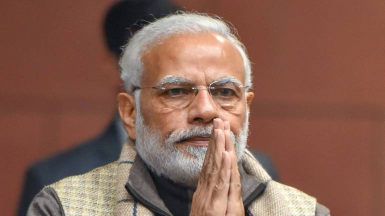 PM modi's important message on twitter