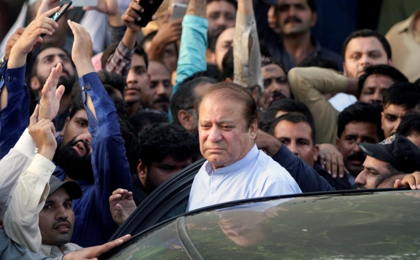 Pakistan prime minister Nawaz sharif gets bail on medical grounds, ourvoice, werIndia