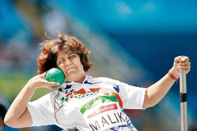 Paralympic Rio Games Silver Medal Winner Into Lok Sabha Elections