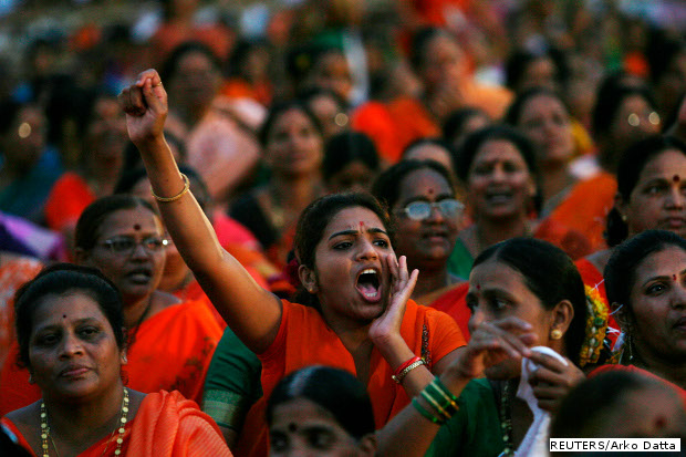 Party Alliance For Lok Sabha Elections To Organise Rally On International Women's Day.
