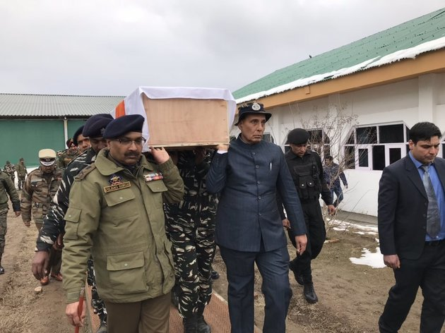Pulwama Attack Was A Plan Says Congress Leader Of Goa