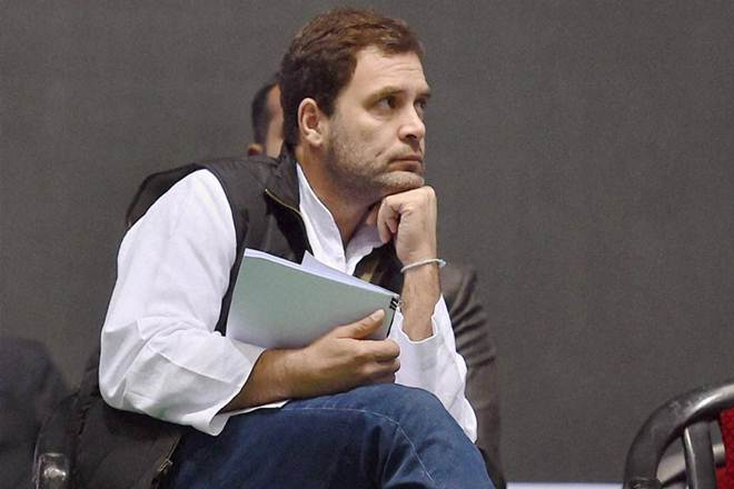 Rahul Gandhi's Height Of Politeness For Leader Of Terror-Camp JeM
