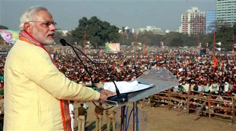 Rallies In Five Constituencies Of Uttarakhand By Prime Minister Of India Before LS