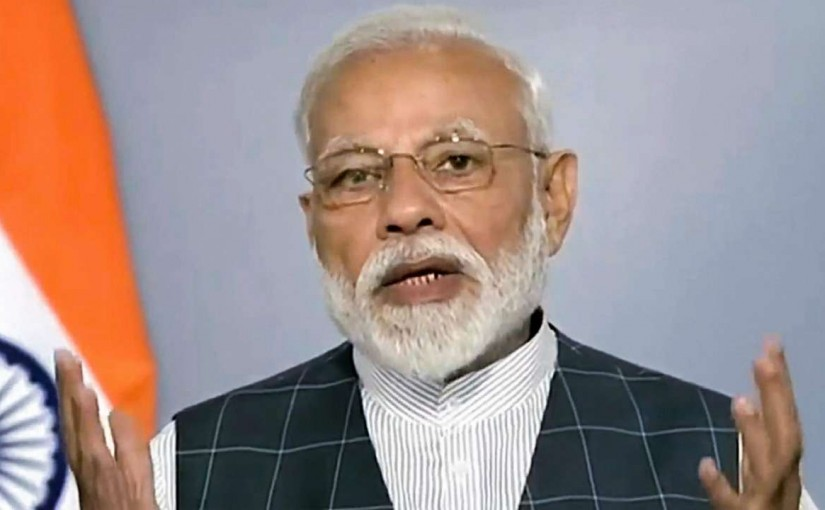 Sabha cpi writes ec said pm modi violates model code of conduct, ourvoice, werIndia