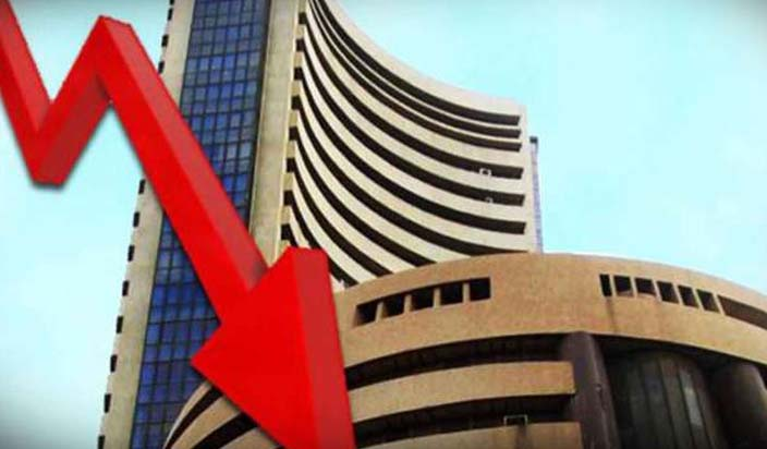 Sensex closed on down ourvoice, werIndia