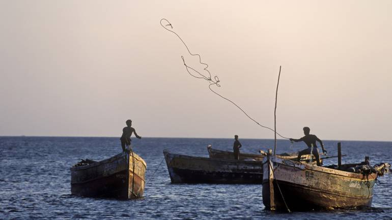 Shrilanka navy caught indian fisher,ourvoice, werIndia