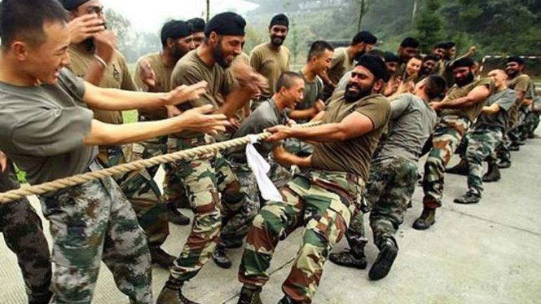 Tactical Skills depicted in AFINDEX-19 at Aundh
