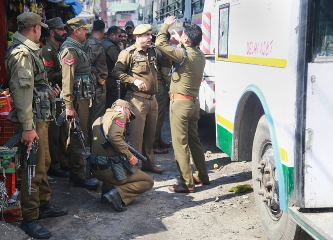 Terror In Jammu And Kashmir Is Now Public After The CRPF Of India