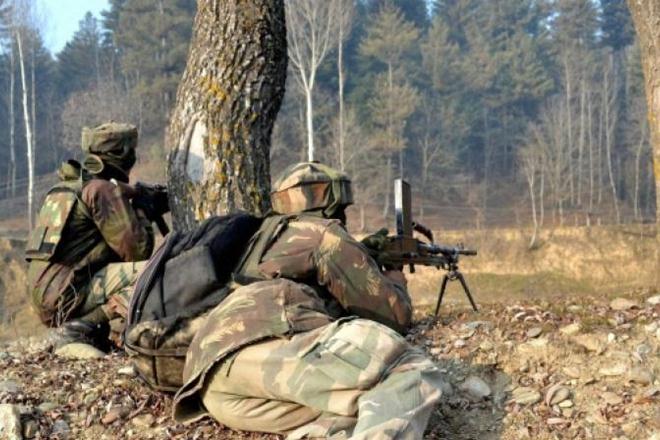 Terror attack in jammu Kashmir sopora,ourvoice, werIndia