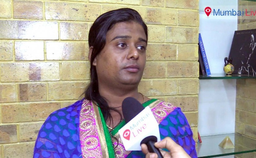 Transgender Community Leader Priya Patil Enters National Congress Party