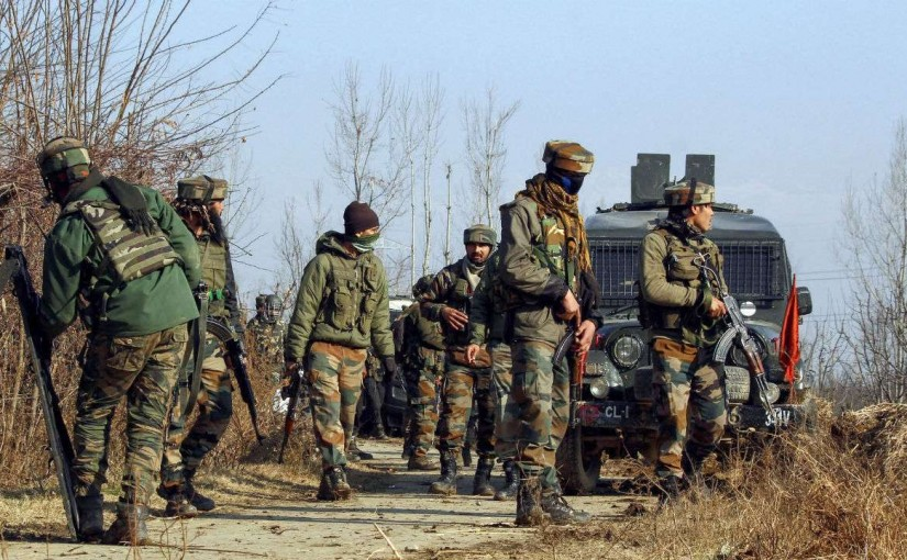 Two terrorist killed in shpia incounter ourvoice, werIndia