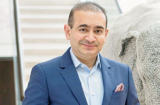 Nirav Modi Consulted Law Firms In United Kingdom For Shelter In Third Country