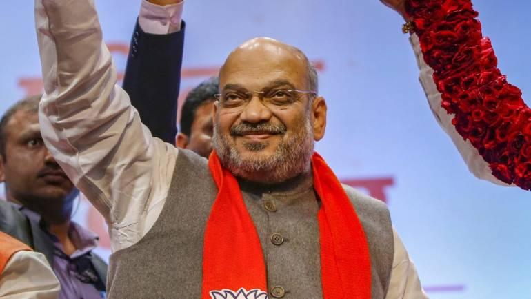 amit shah gandhinagar nomination lal krishna advani legacy