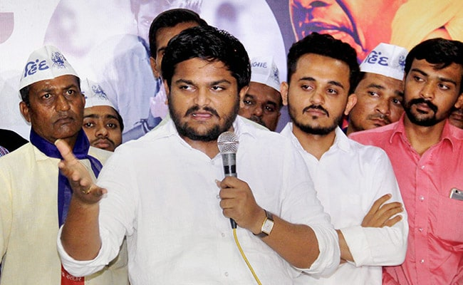 hardik patel wont be able to contest the upcoming lok sabha election