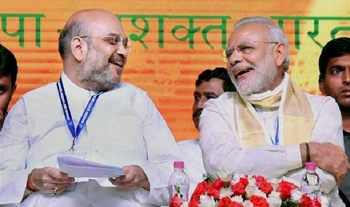 Modi Amitshah