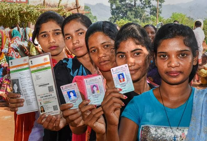 3rd phase polling on 116 lok sabha seat in election