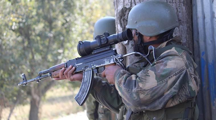 4 LeT terrorists killed in encounter in Pulwama