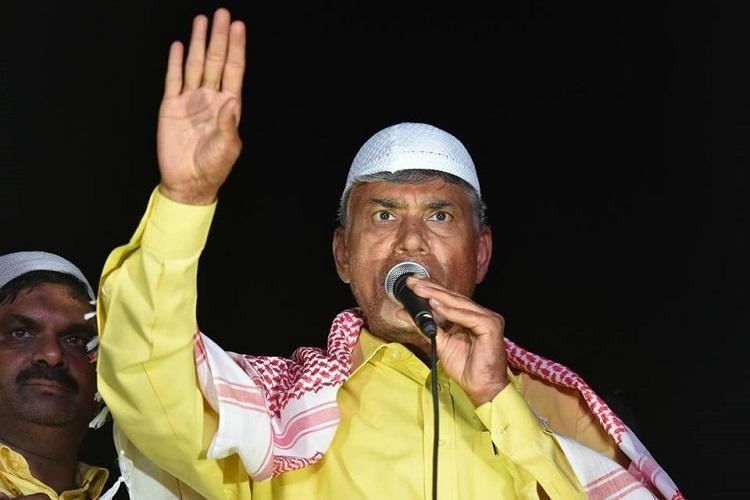 ANDHRA'S NAIDU PROMISES MUSLIMS DEPUTY CHIEF MINISTER, MANY PROMISES TO CHRISTIANS - BUT NONE FOR THE MAJORITY