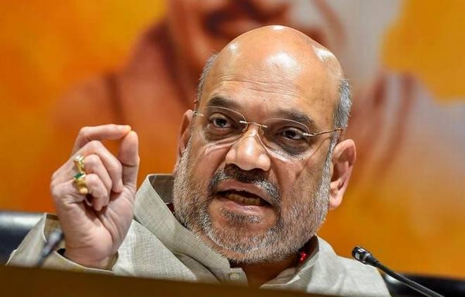 Amit Shah defends fielding Sadhvi Pragya from Bhopal