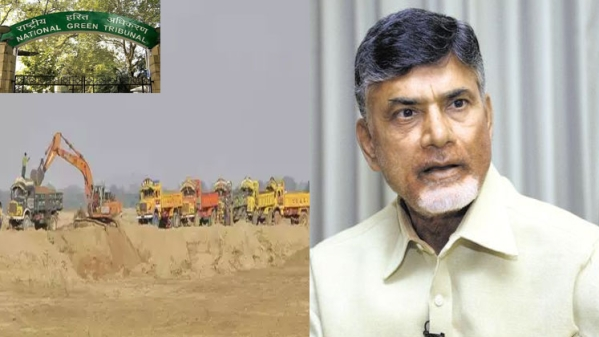 Amount Rs 100 Crore Of Penalty On Complaint Raised By the Pollution Control Boards On Andhra Pradesh Government