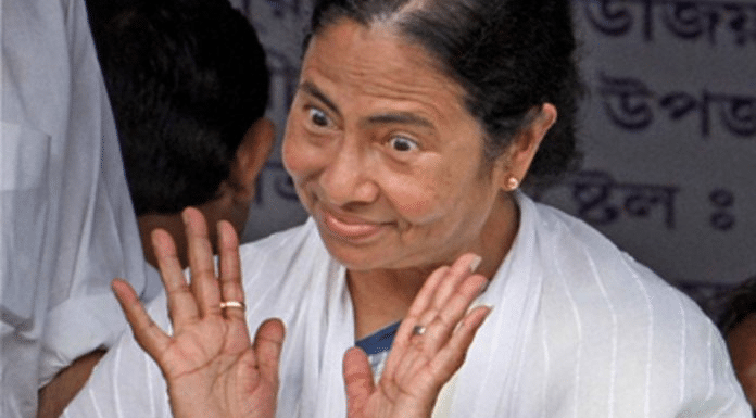 BANGLADESH ACTOR ILLEGALLY CAMPAIGNS FOR MAMTA'S TMC IN BENGAL