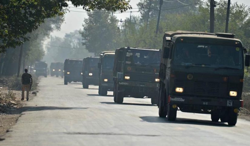 Baaramula Srinagar kajigud udhampur NH is closed for civilians, ourvoice, werIndia