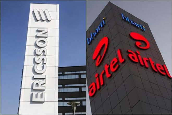 Bharti airtel has done a deal with Ericson company, ourvoice, werIndia