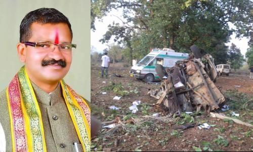 Chhatigarh dantewara ied blast Bhima mandaavi ourvoice, werIndia