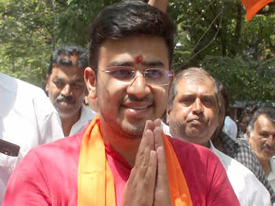 Congress asks Tejasvi Surya to appear before Karnataka Women's Commission