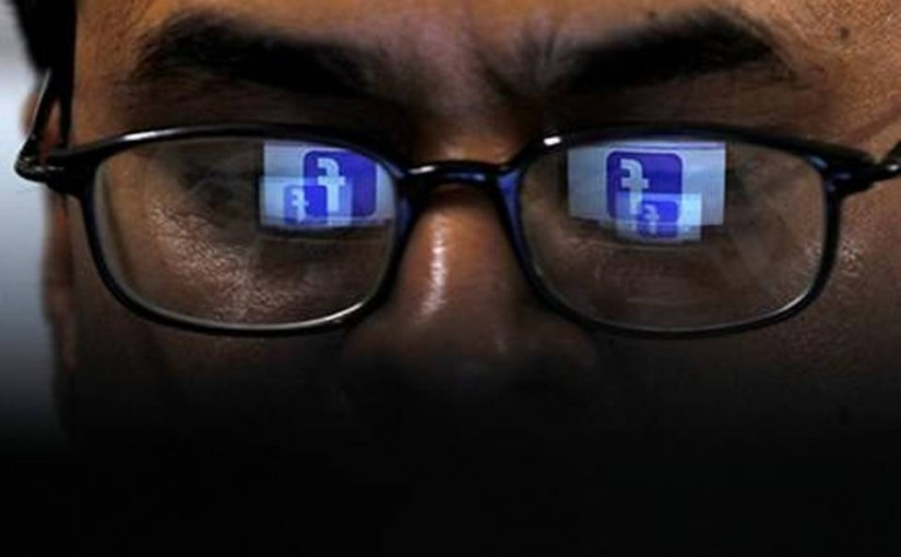 Congress denies pages being taken down by Facebook