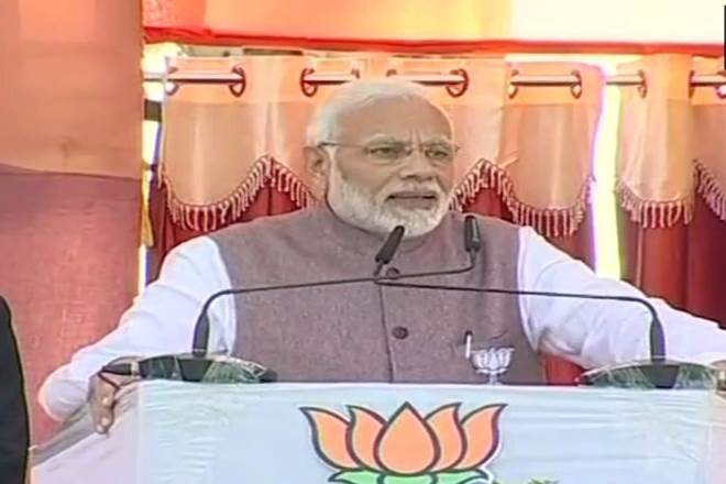 Congress manifesto is nothing but deceit and bag full of lies, says PM Modi in Arunachal Pradesh