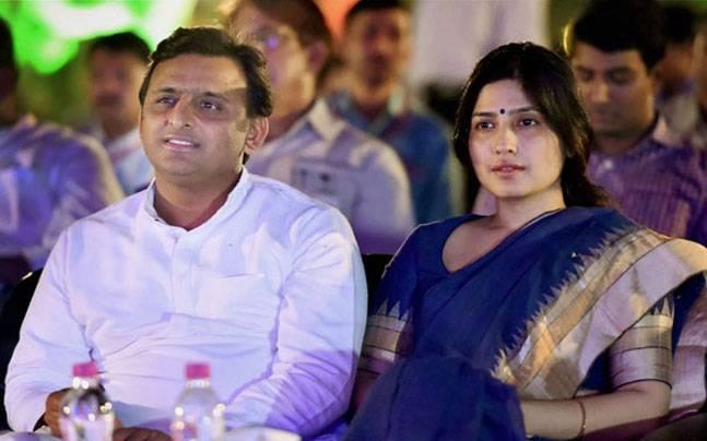 Dimple Yadav terms Azam Khan's comment on Jaya Prada as 'chhoti baat'