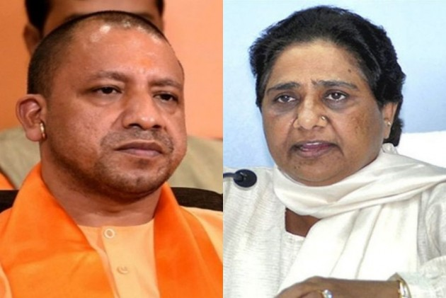 EC restricts Mayawati and Yogi from campaigning for a few days due to violation