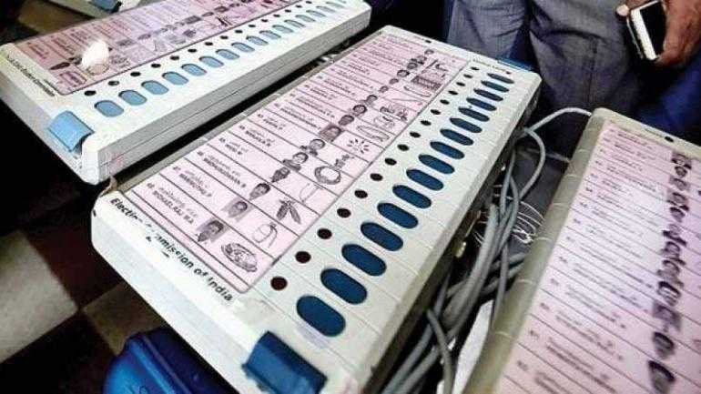 30% of the EVM's glitch in Andhra Pradesh as polling begins