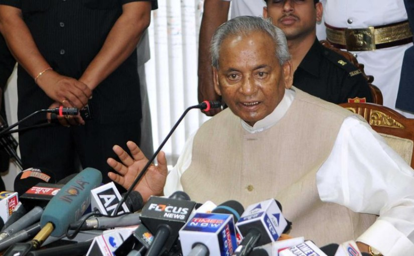Election Commission Of India Warns The President About Governor Kalyan Singh