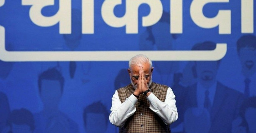 Election Commission Writes To Doordarshan Criticizes For Political Preferences On Narendra Modi