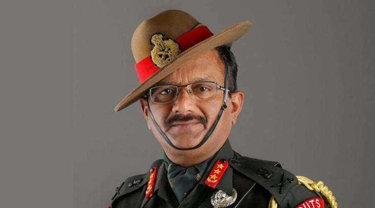 Former Vice Chief of Army Joins BJP