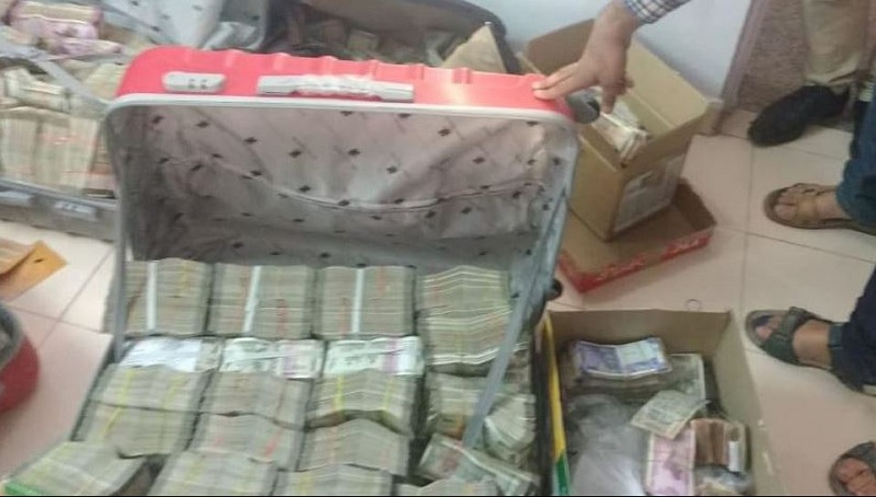 I-T Raids Expose Rs 281 Cr 'Collection Racket' in MP