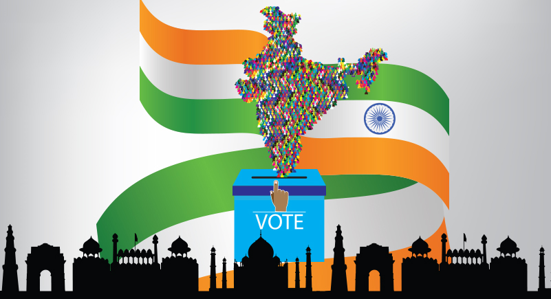 In India election will start from today, ourvoice, werIndia