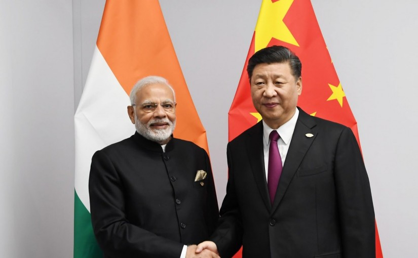 India china will together build a byers block, ourvoice, werIndia