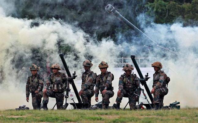 Indian military attacked on seven Pakistani military camp, ourvoice, werIndia